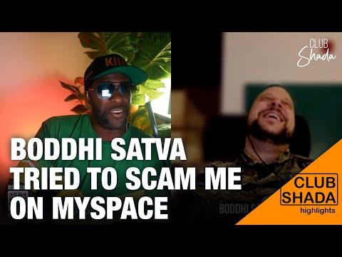 Kaysha & Boddhi Satva on meeting each other on MySpace   Club Shada Highlights