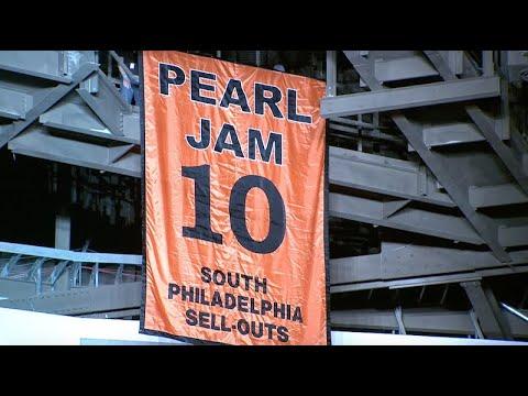 Pearl Jam - Philadelphia (2016) Livestream