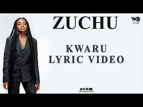 Zuchu - Kwaru (Lyric Video)