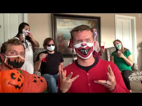 """Monster Mask (Parody of """"Monster Mash"""")   LeBaron Family"""