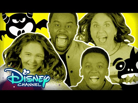 Halloween Theme Song 🎃 | Just Roll With It | Disney Channel