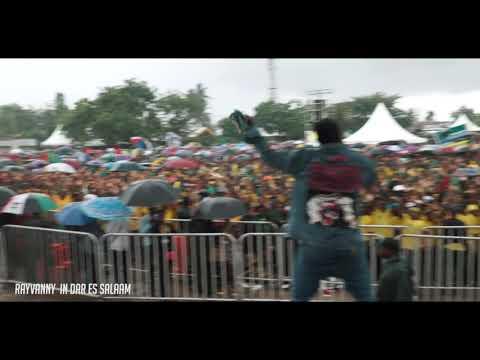 Rayvanny-alivyopiga show kwenye mvua Mburahati Dar es salaam