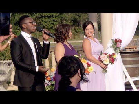 My Biggest Wedding Surprise Ever 😭 - Brian Nhira