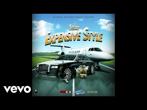 Teejay - Expensive Style (Official Audio)