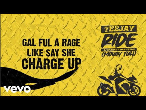 "TeeJay - Ride ""Movay Tuh"" (Official Lyric Video)"