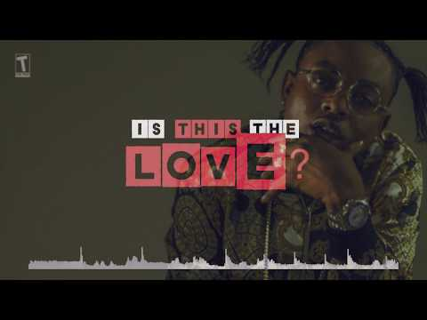 Rygin King - Is This the Love (Official Lyric Video)