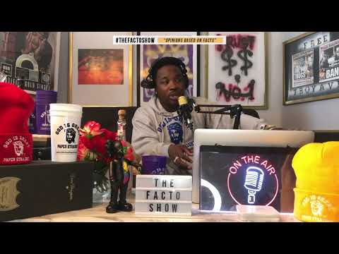 Foolish Pride. Was that a Diss? What would P Diddy do? Agreeing to Disagree THE FACT SHOW EP 24 pt1