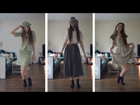 a dancey lookbook
