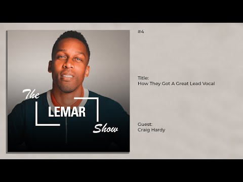 Lemar | How They Got A Great Lead Vocal