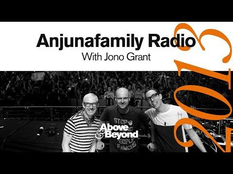 Anjunafamily 2013 with Jono Grant [Livestream DJ Set]