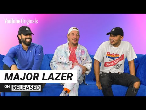 OMG moments with Major Lazer | RELEASED