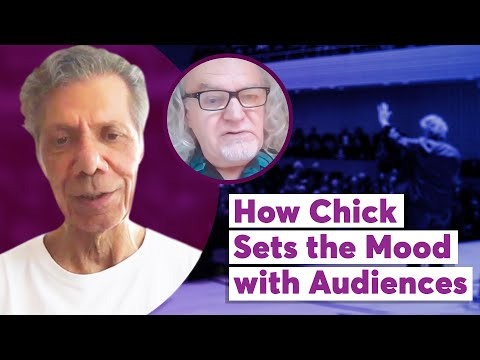 How Chick Sets the Mood with Audiences - All About Jazz Interview: Part 1
