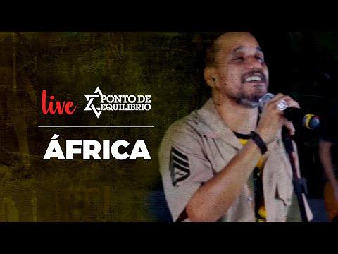Ponto de Equilíbrio - África (Live)