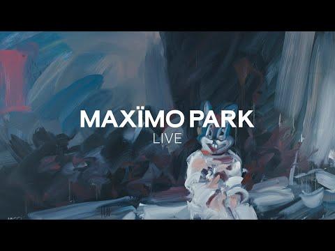 Maxïmo Park Live