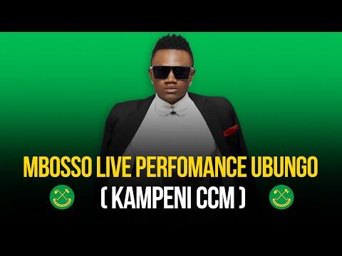 Mbosso live perfomance Hodari in Ubungo ( Kampeni ccm )
