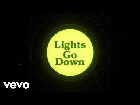 I DONT KNOW HOW BUT THEY FOUND ME - Lights Go Down (Lyric Video)