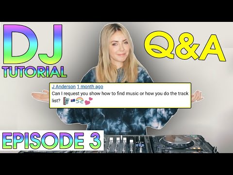 How To DJ For Beginners | Alison Wonderland Is Answering Your Questions! (Episode 3)