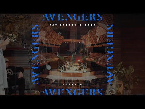 Fat Freddy's Drop Avengers Sting
