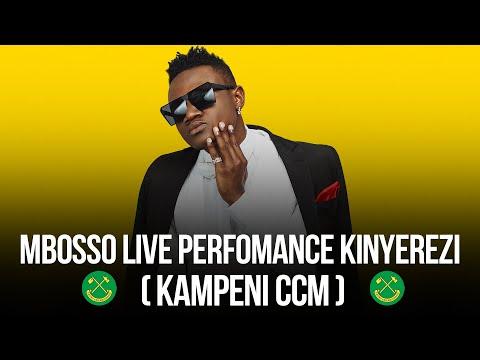 Mbosso live perfomance Tamba in Kinyerezi ( Kampeni ccm )