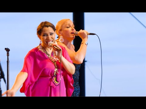 Pink Martini - Aşkım bahardı (Askim bahardi)   Live from Bend, Oregon 2017