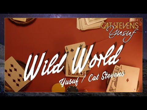 Yusuf / Cat Stevens – Wild World (Teaser)