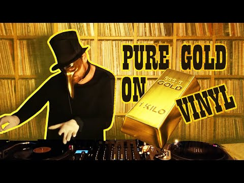 Pure Gold on Vinyl | Claptone At Home