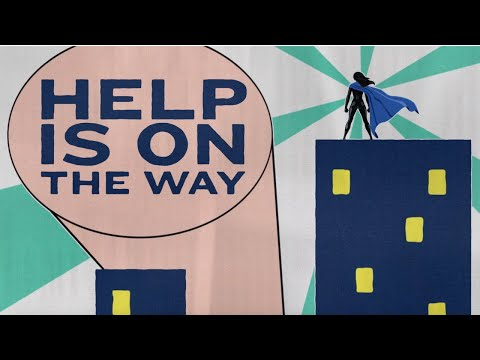 """Unspoken - """"Help Is On The Way"""" (Official Lyric Video)"""