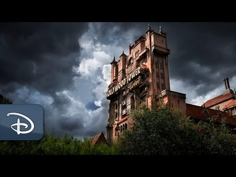 It's Time to Check In at The Twilight Zone Tower of Terror | Walt Disney World Resort