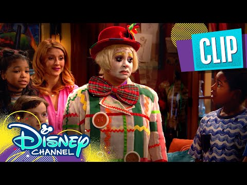 Raven Learns a Lesson 🤡 | Use Your Voice | Raven's Home | Disney Channel