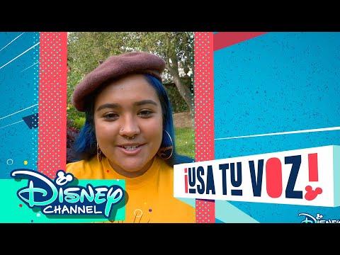 Lupita, Namixtu'lu and Scaru | Usa Tu Voz | Hispanic Heritage Month | Disney Channel