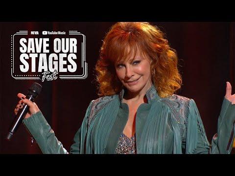 Reba McEntire - Live from Ryman Auditorium (#SOSFEST)