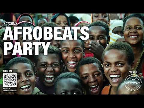 Kaysha's Afrobeats Party 15.10.20