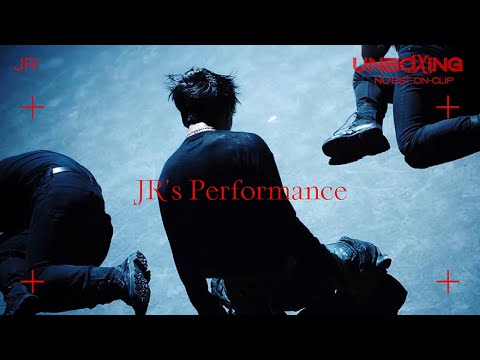NU'EST ON-CLIP 'UNBOXING' Vol.JR JR's Performance