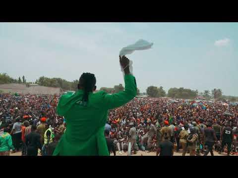 Diamond Platnumz - Perfoming Live Mdogo mdogo ( katavi mpanda )