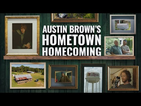 Austin Brown's Hometown Homecoming 🤠