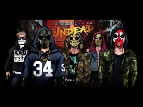 Hollywood Undead - Heart Of A Champion feat. Papa Roach & Ice Nine Kills (Official Video)