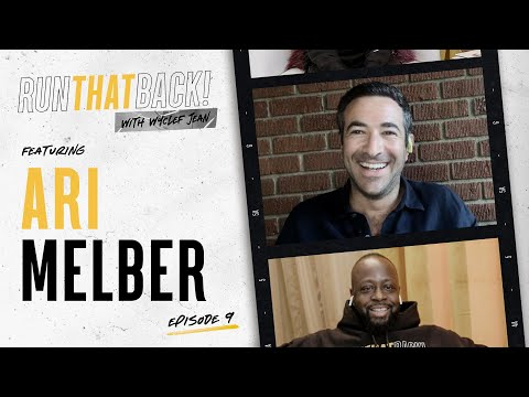 Ari Melber Raps with Wyclef about Politics | Run That Back | EP 9