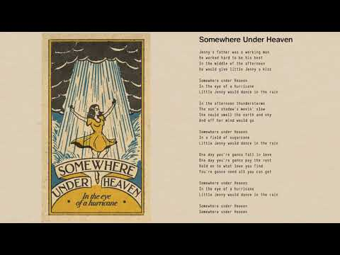 Tom Petty - Somewhere Under Heaven (Official Lyric Video)