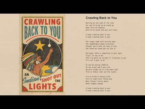 Tom Petty  - Crawling Back To You (Official Lyric Video)