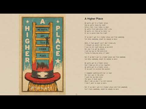 Tom Petty  - A Higher Place (Official Lyric Video)