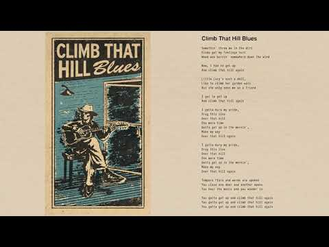Tom Petty - Climb That Hill Blues (Official Lyric Video)