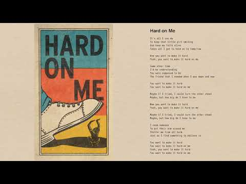 Tom Petty  - Hard On Me (Official Lyric Video)