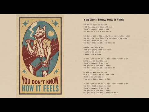 Tom Petty - You Don't Know How It Feels (Official Lyric Video)