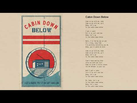 Tom Petty - Cabin Down Below (Official Lyric Video)
