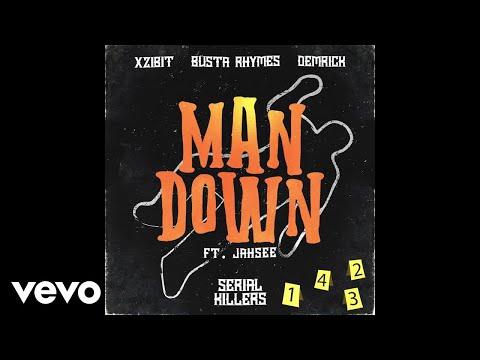 Xzibit, B-Real, Demrick - Man Down (Audio) ft. Busta Rhymes, Jahsee