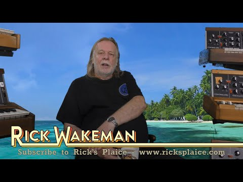 Rick Wakeman - Rick's Plaice (Coming Soon)