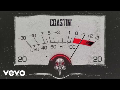 Tyler Bryant & The Shakedown - Coastin' (Lyric Video)