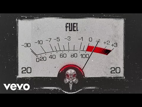 Tyler Bryant & The Shakedown - Fuel (Lyric Video)