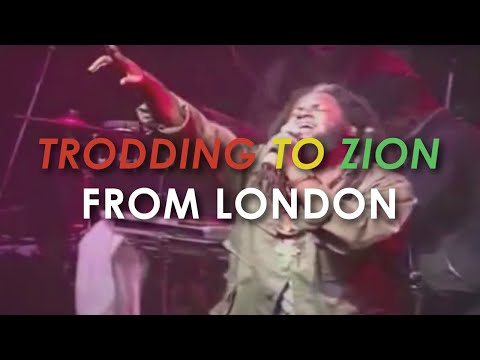 Morgan Heritage performs Trodding to Zion Live Reggae @ London Astoria