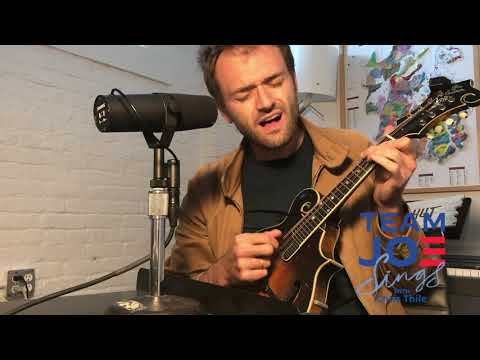 """Chris Thile - """"This Is the Song (Good Luck)"""" (Team Joe Sings)"""